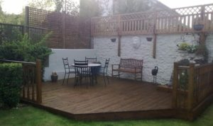 Landscaping Garden Design services